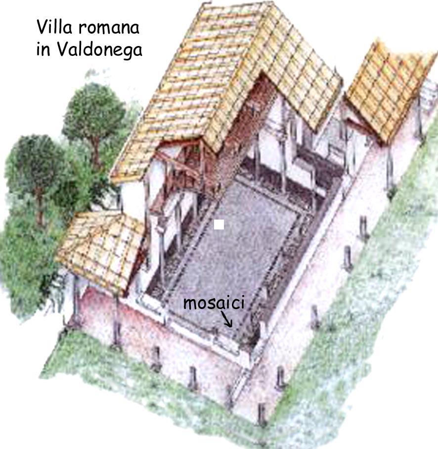Alla scoperta di verona romana for Villas romanas
